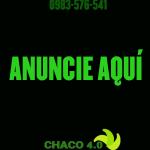 Chaco 4.0 - Sponsor